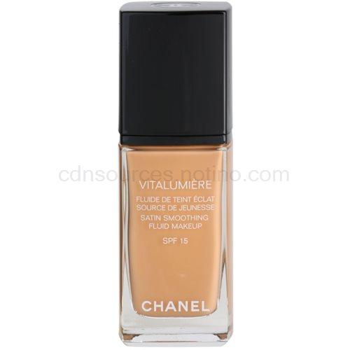 Chanel Vitalumiere tekutý make-up odstín 40 Beige 30 ml