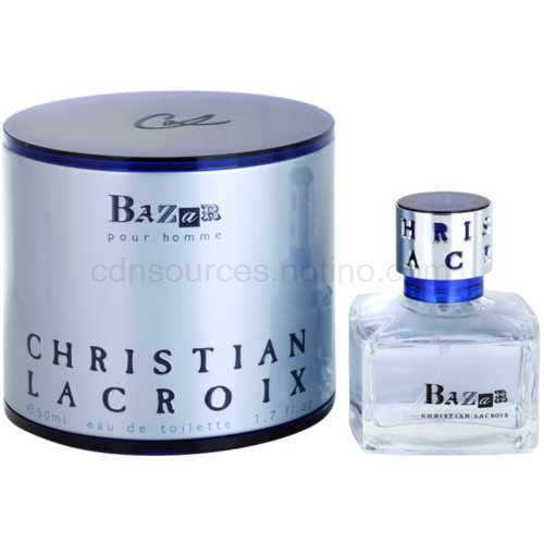 Christian Lacroix Bazar for Men 50 ml toaletní voda