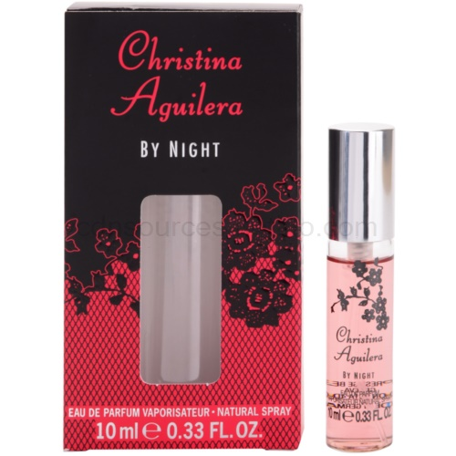 Christina Aguilera By Night 10 ml parfémovaná voda