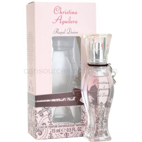 Christina Aguilera Royal Desire 15 ml parfémovaná voda