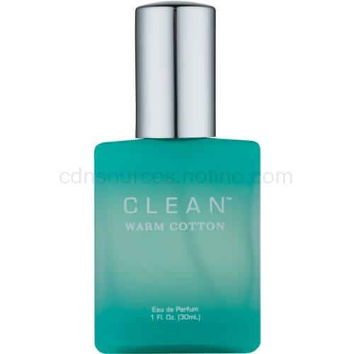 Clean Warm Cotton 30 ml parfémovaná voda
