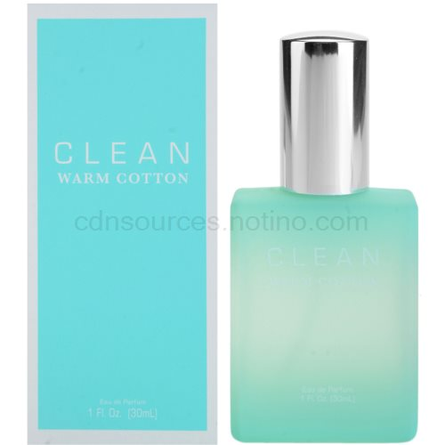 Clean Warm Cotton 30 ml parfémovaná voda