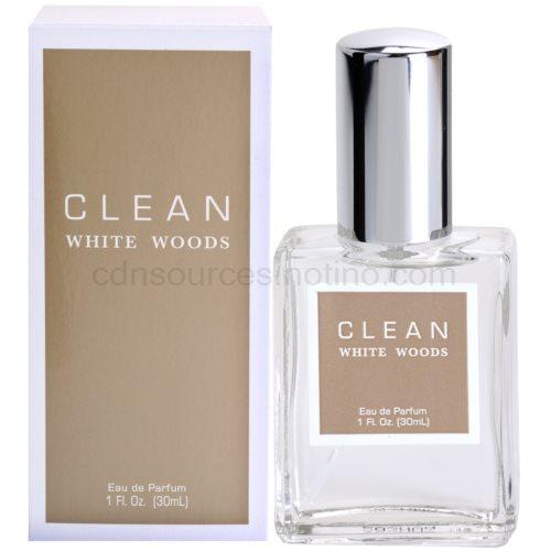 Clean White Woods 30 ml parfémovaná voda