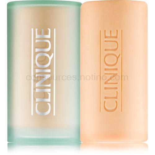 Clinique 3 Steps čisticí mýdlo pro smíšenou a mastnou pleť (Facial Soap - oily skin formula) 100 g