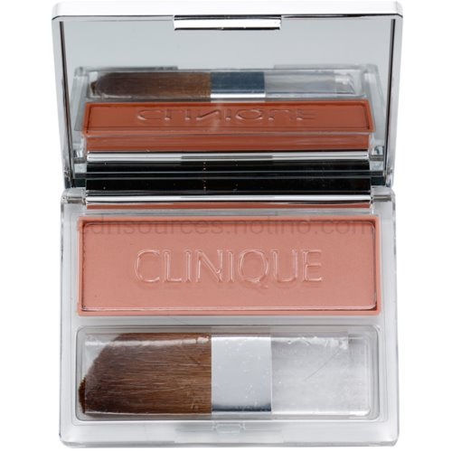 Clinique Blushing Blush pudrová tvářenka odstín 102 Innocent Peach 6 g