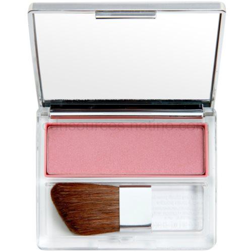 Clinique Blushing Blush™ pudrová tvářenka odstín 115 Smouldering Plum 6 g