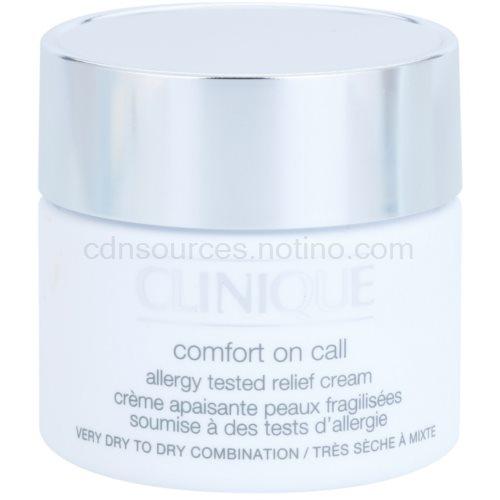 Clinique Comfort on Call hydratační krém pro suchou až velmi suchou pleť 50 ml
