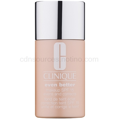 Clinique Even Better Make-up tekutý make-up pro suchou a smíšenou pleť odstín WN 46 Golden Neutral 30 ml