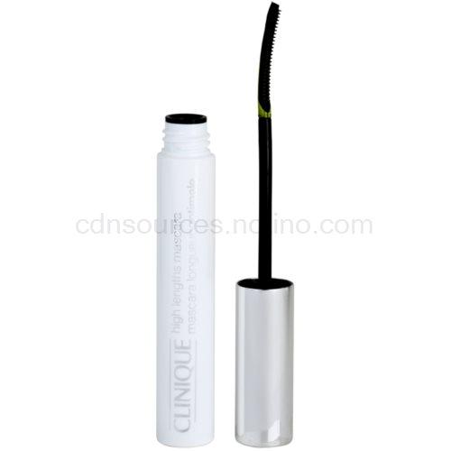 Clinique High Lengths řasenka pro prodloužení řas odstín 01 Black (High Lengths Mascara) 7 ml