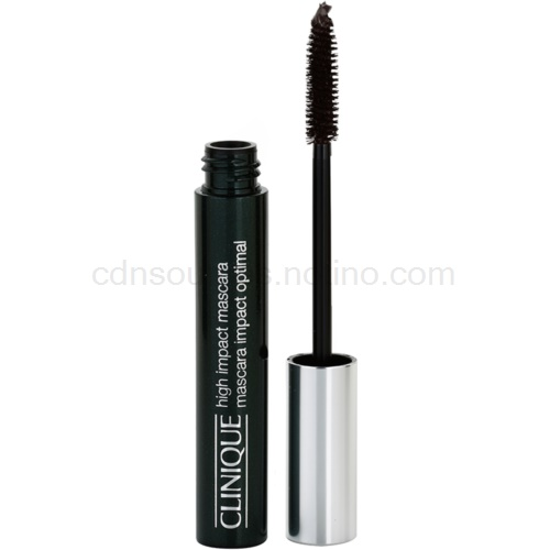 Clinique High Impact Mascara řasenka pro objem odstín odstín 02 Black/Brown (Mascara) 7 g