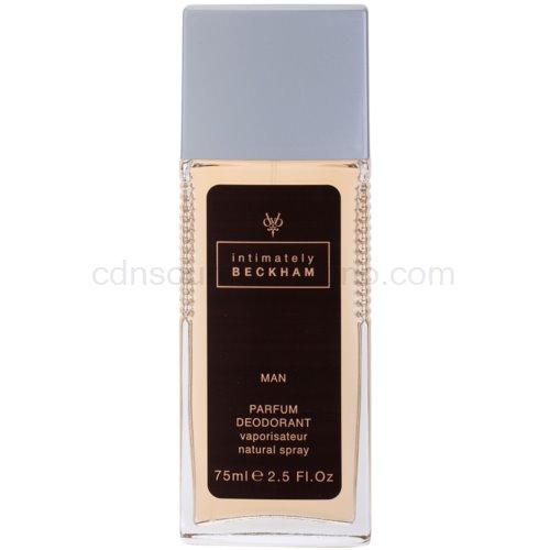 David Beckham Intimately Men 75 ml deodorant s rozprašovačem