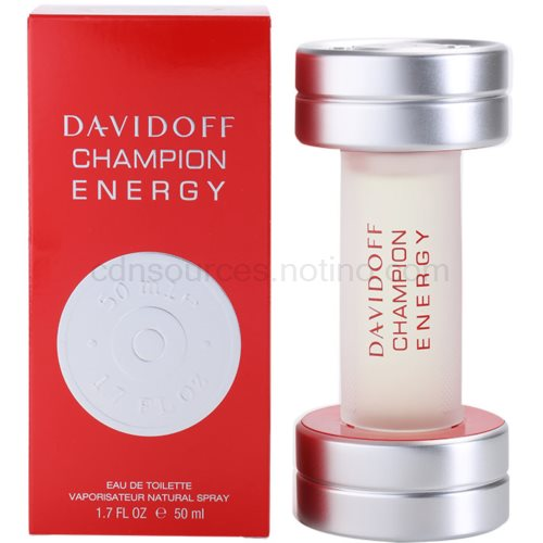 Davidoff Champion Energy 50 ml toaletní voda