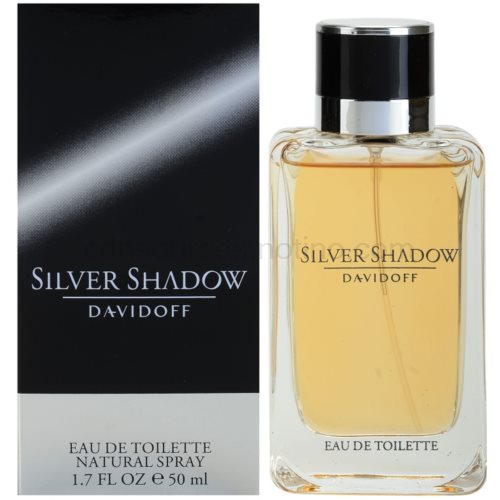 Davidoff Silver Shadow 50 ml toaletní voda
