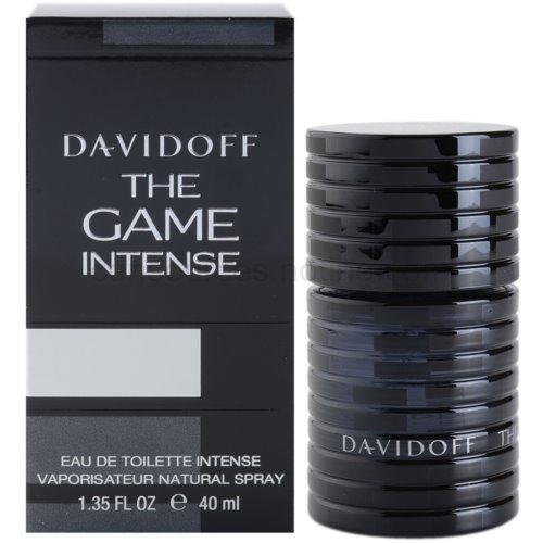 Davidoff The Game Intense 40 ml toaletní voda