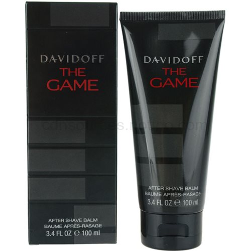 Davidoff The Game 100 ml balzám po holení
