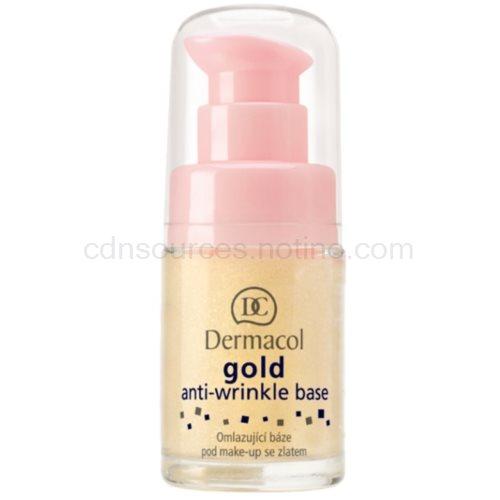 Dermacol Gold podkladová báze proti vráskám (Anti-wrinkle Base) 15 ml
