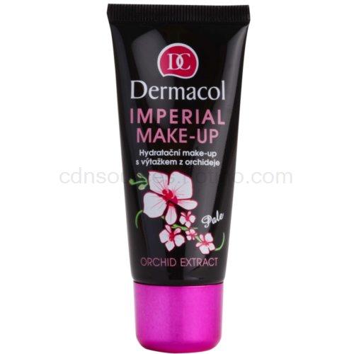 Dermacol Imperial Imperial hydratační make-up s výtažkem z orchideje odstín Pale (Moisturizing Make-Up with Orchid Extract) 30 ml