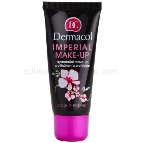 Dermacol Imperial Imperial hydratační make-up s výtažkem z orchideje odstín Fair (Moisturizing Make-Up with Orchid Extract) 30 ml