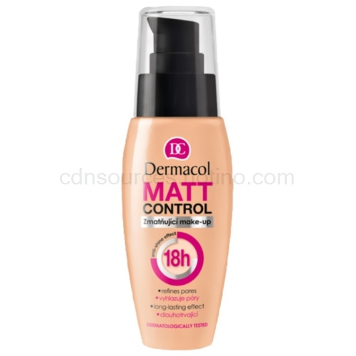 Dermacol Matt Control zmatňující make-up 04 30 ml