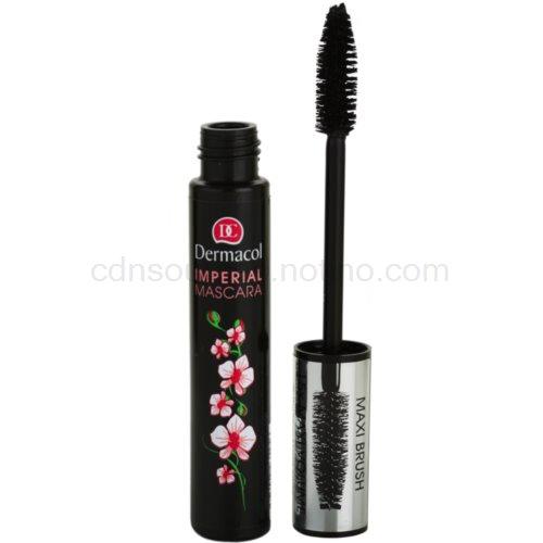 Dermacol Imperial Maxi Volume & Length řasenka pro prodloužení řas Black (Mascara) 13 ml