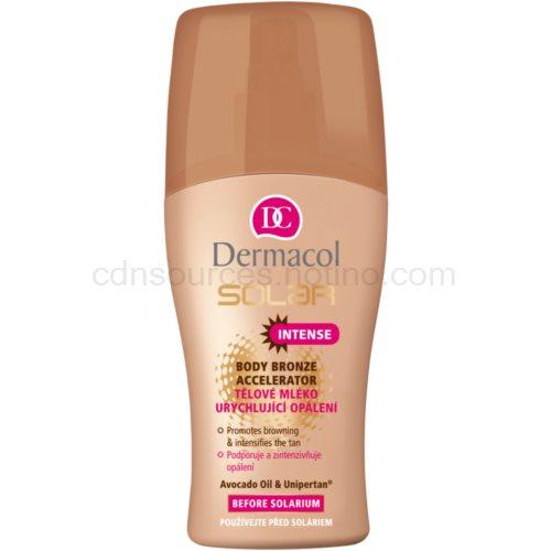 Dermacol Solar tělové mléko urychlující opalování 200 ml