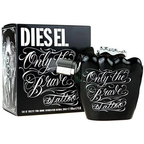Diesel Only The Brave Tattoo 200 ml toaletní voda