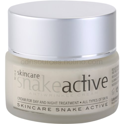 Diet Esthetic SnakeActive denní i noční protivráskový krém s hadím jedem 50 ml