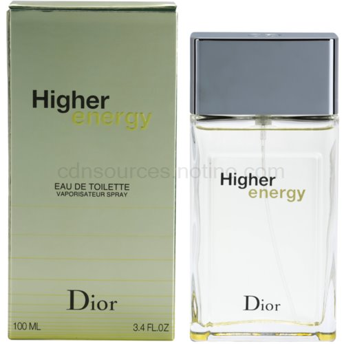 Dior Higher Higher Energy 100 ml toaletní voda
