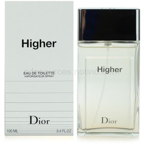 Dior Higher Higher 100 ml toaletní voda