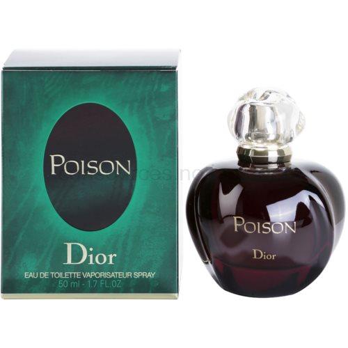 Dior Poison Poison Eau de Toilette 50 ml toaletní voda