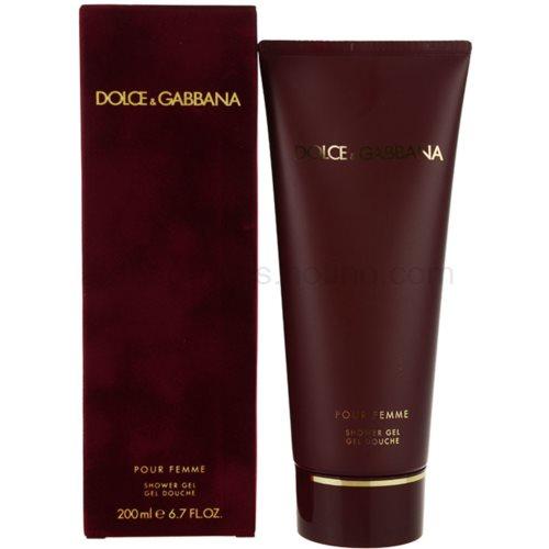Dolce & Gabbana Pour Femme (2012) 200 ml sprchový gel