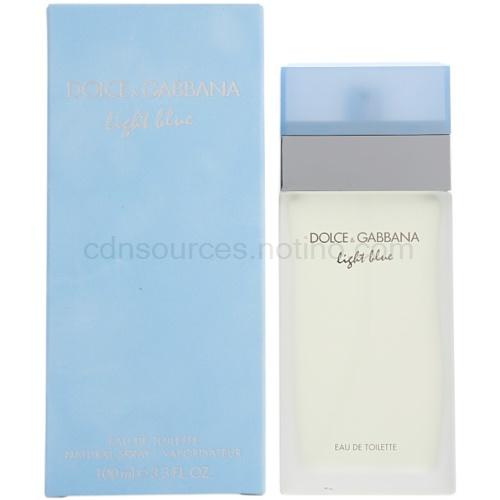 Dolce & Gabbana Light Blue 100 ml toaletní voda