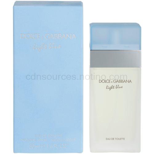 Dolce & Gabbana Light Blue 50 ml toaletní voda