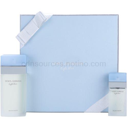 Dolce & Gabbana Light Blue 2 Ks dárková sada