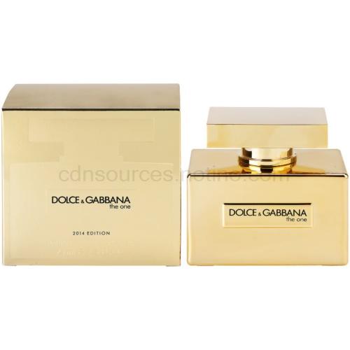 Dolce & Gabbana The One 2014 75 ml parfémovaná voda