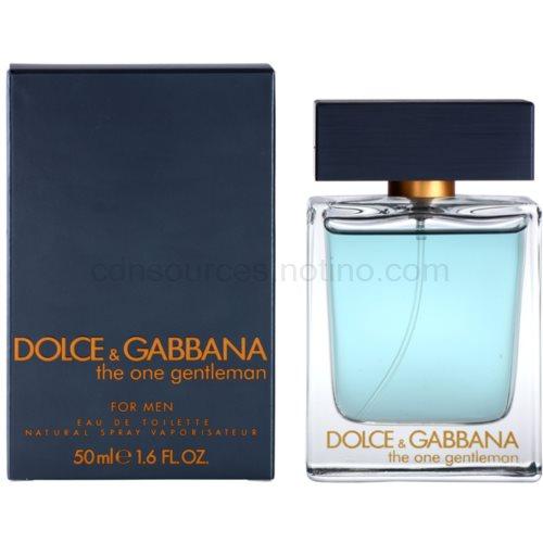Dolce & Gabbana The One Gentleman 50 ml toaletní voda
