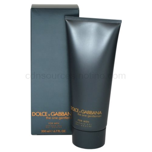 Dolce & Gabbana The One Gentleman 200 ml sprchový gel