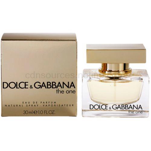 Dolce & Gabbana The One 30 ml parfémovaná voda