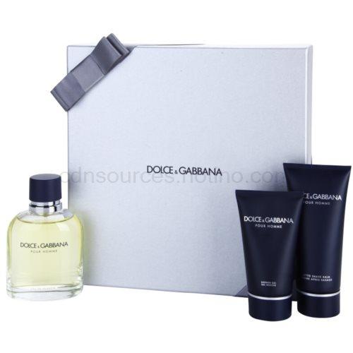 Dolce & Gabbana Pour Homme 3 Ks dárková sada