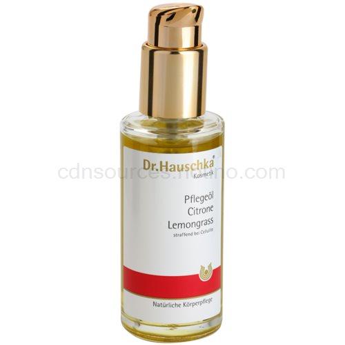 Dr. Hauschka Body Care tělový olej s citronem a citronovou trávou 75 ml