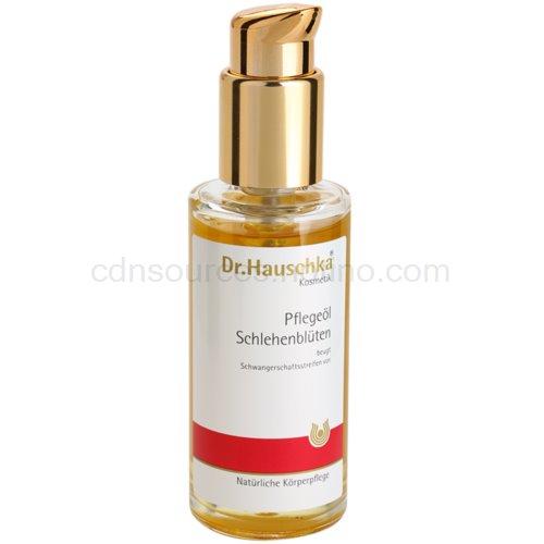 Dr. Hauschka Body Care tělový olej z trnky 75 ml
