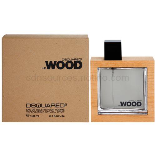 Dsquared2 He Wood 100 ml toaletní voda