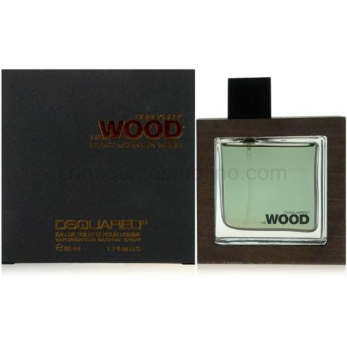Dsquared2 He Wood Rocky Mountain 50 ml toaletní voda