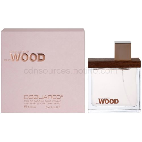 Dsquared2 She Wood 100 ml parfémovaná voda