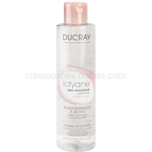 Ducray Ictyane čisticí micelární voda na obličej a oči 200 ml