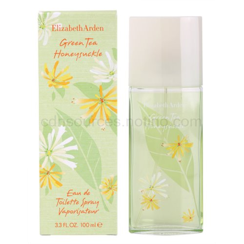 Elizabeth Arden Green Tea Honeysuckle 100 ml toaletní voda