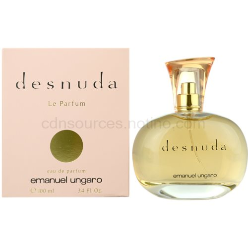 Emanuel Ungaro Desnuda Le Parfum 100 ml parfémovaná voda