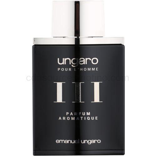 Emanuel Ungaro Pour L´Homme III Parfum Aromatique 100 ml toaletní voda