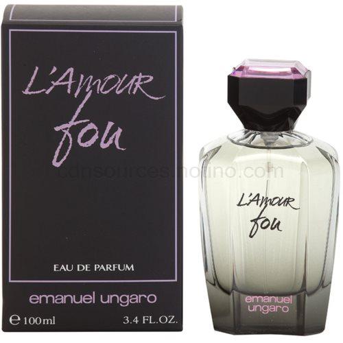 Emanuel Ungaro L´Amour Fou 100 ml parfémovaná voda