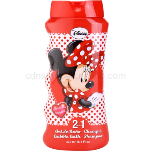EP Line Disney Minnie Mouse šampon a sprchový gel 2 v 1 475 ml